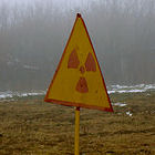 Nuclear warning sign by Flickr/ azkid2lt