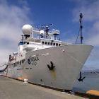 US research ship Okeanos Explorer by Flickr/epiro