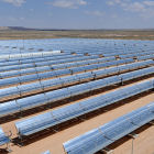 Solar power plant, Morrocco
