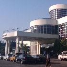 Info-Tech, a tech building in Myanmar
